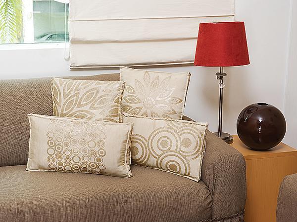Cojines Decorativos, Cojines decorativos para sala.