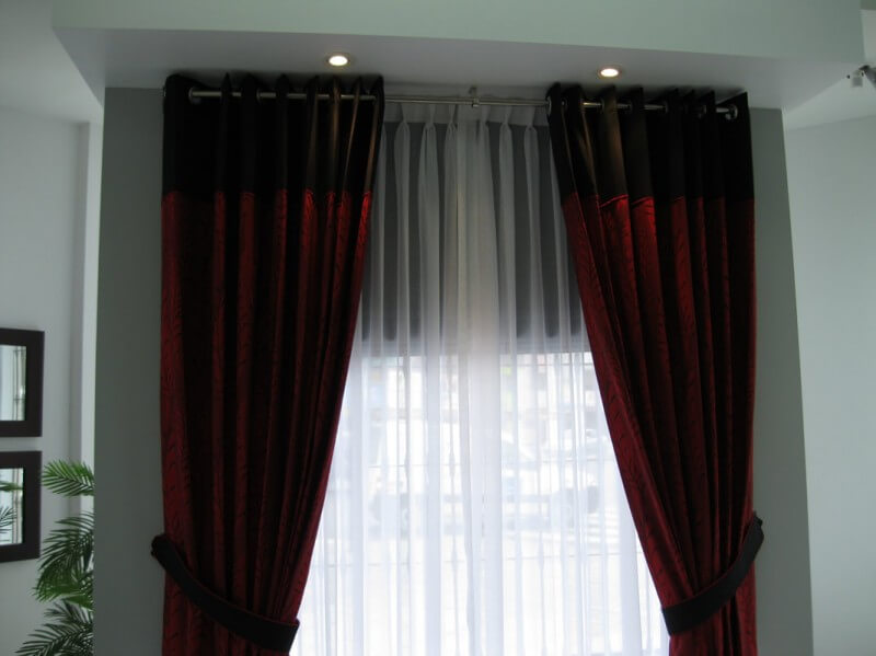Increibles cortinas per decoraciones textil hogar lima for Decoracion hogar lima