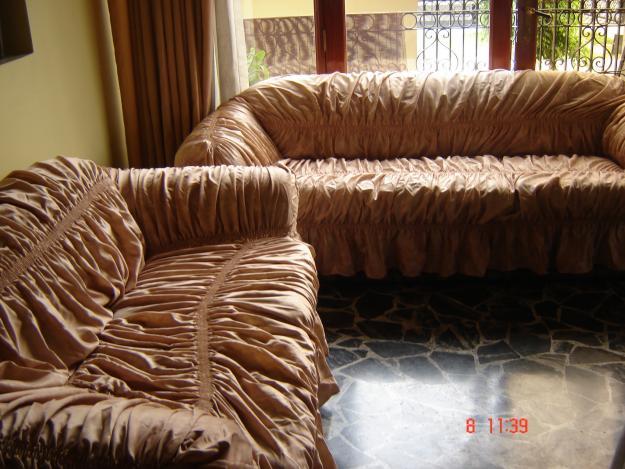 Fundas para muebles decoraciones textil hogar lima peru for Fundas para muebles