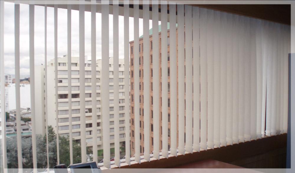 Persianas de pvc hermosos dise os de casas - Persianas verticales baratas ...