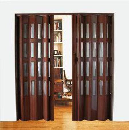 Novedosas puertas plegables puerta plegable lima peru for Puertas plegables interior