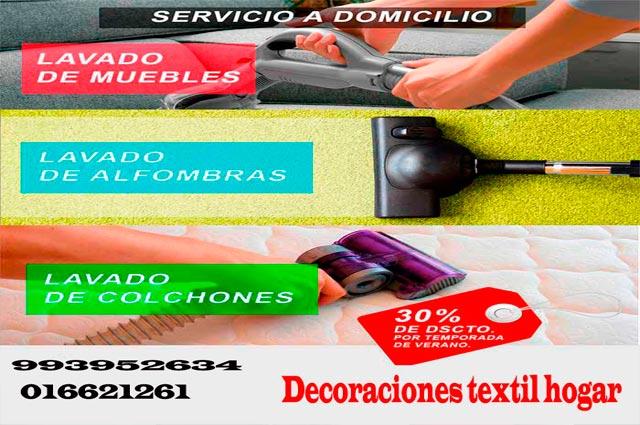 Servicios decoraciones textil hogar - Decoracion textil hogar ...